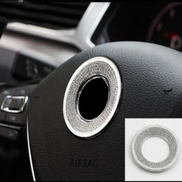 2019 adesivo da roda toyota Rodas especiais do carro do volante de diamante adesivo guarnição decoração para BMW / VW / Toyota / Honda / Mazda / Nissan adesivo da roda toyota barato