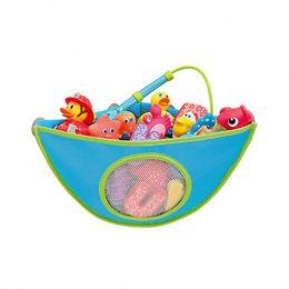 armazenamento de brinquedos de parede Desconto Sacos De Armazenamento Pendurado Na Parede do banheiro Brinquedo Otário Saco De Armazenamento De Banheiro Brinquedo Do Miúdo À Prova D 'Água Oxford Pano Triângulo Organizador Saco BC BH0956