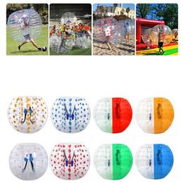 2019 шаровой бампер корабля 4 шт. / Лот 1.5 м ПВХ зорб мяч надувной бампер мяч пузырь футбол зорбинг на открытом воздухе спорт свободный корабль по FedEx дешево шаровой бампер корабля