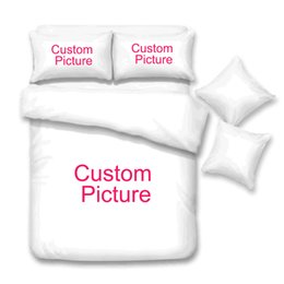 re del comforter del pavone Sconti B * Personalizza Dropshipping Set biancheria da letto 3D Set copripiumino stampato Queen King Twin Size