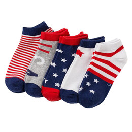 2019 le ragazze di anni vecchie calze Baby Socks Newborn Summer Mesh Cotton Dot strisce di colore solido bambini ragazze ragazzi bambini calzini 3-12 anni le ragazze di anni vecchie calze economici