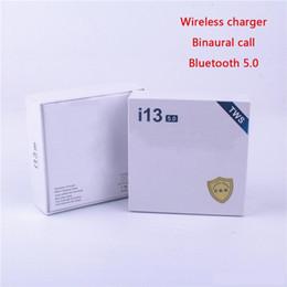 2019 bluetooth mini beweglicher kopfhörer i13 tws mini bluetooth drahtlose kopfhörer ohrhörer mit ladekasten touch control drahtlose ladegerät kopfhörer android für smart handy günstig bluetooth mini beweglicher kopfhörer