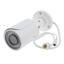 Poe ballet ao ar livre on-line-Câmeras PoE 2MP 48V Super HD de vigilância em vídeo ao ar livre Câmera de rede de bala de segurança em casa