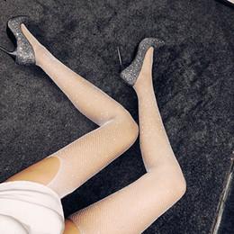 Mulheres Sexy Verão Fino Seda De Seda NEW Sexy Mulheres Virilha Aberta Crotchless Sheer Meia-calça De Seda DHL grátis de Fornecedores de chinelos de renda meias