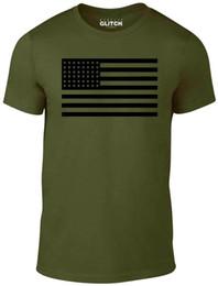 Marines bandiere online-Maglietta nera della bandiera degli Stati Uniti - maglietta divertente retro militare americana della moda degli Stati Uniti Maglietta degli Stati Uniti nuova estate calda di vendita calda della maglietta degli uomini 2017 nuova
