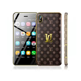 "unlocked cdma smartphone Promo Codes - 2019 Latest Original 4G Smartphone LTE TDD CDMA Cellphones Unlocked Android8.1 Google Play 3.2"" Mini Mobile Phone 1300mah for Girls Ladys"