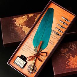 2019 паркерная ручка Гарри поттер европейский винтаж перо перо роскошная подарочная коробка чернила перо каллиграфия dip ручка подпись ручка для письма