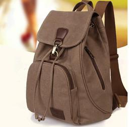 Sacchetti da scuola per ragazze online-Borsa a tracolla della borsa dello zaino delle ragazze dello zaino della scuola di viaggio delle donne della borsa