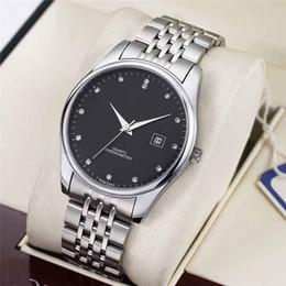 Relógios de cor pacote on-line-TOP homens de negócios de luxo relógio eletrônico estilo real high-end escritório lazer adequado para todos os tipos de relógios top embalagem de duas cores optio