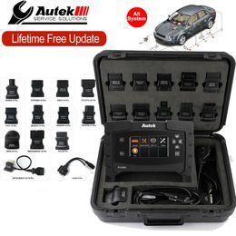Araba Tam Sistem Teşhis Tarayıcı ECU Programlama Kodlama OBDII Otomatik Tarama Araçları nereden bluetooth otomatik araba tanılama audi tedarikçiler