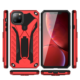 2019 ritter iphone Phantom Ritter Anti-Drop-Hybrid Rüstung Kickstand Handy-Fall für iPhone 11 pro max X XS XR XSMAX iPhone 6 7 8 Plus günstig ritter iphone