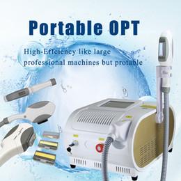 2019 cabelo no mercado 2018 melhor portátil OPT SHR máquina de remoção de cabelo ipl máquina de rejuvenescimento da pele E-Light IPL laser quente no mercado cabelo no mercado barato