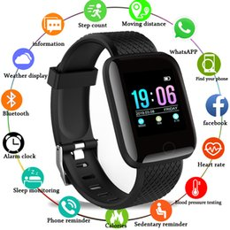 bluetooth oled Rabatt D13 Smart Watch 1,3 Zoll OLED Farbdisplay Bluetooth wasserdicht Sport Smart Watch Armband Fitness Tacker Smartwatch für Android