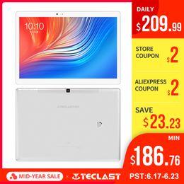 2019 tablet china rom 10.1 polegada 2560 * 1600 Teclast T20 Tablet PC 4G telefonema MT6797 Helio X27 Núcleo Deca Android 7.0 4 GB RAM 64 GB ROM 8100 mah 13MP