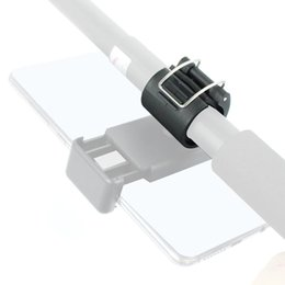 2019 fuji fotocamera polaroid Auto selfie chiusura a clip Stick monopiede palmare fibbia adattatore Phone Holder regolabile per GoPro HERO 5 4 3+ Action Camera