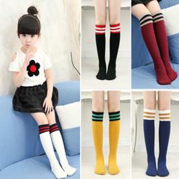 JT/_ Kids Toddler Girls Solid Over Knee Socks Tights Leg Warmer High Stockings