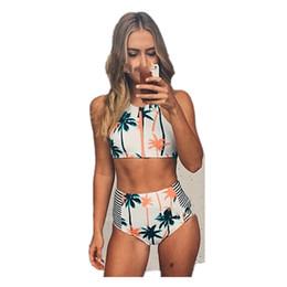 Biquínis sexy e apertados on-line-Swim Biquíni Swimwear Sexy Zipper Ternos de Natação Apertado Montagem Alta Elasticidade Terno de Banho Ao Ar Livre Confortável de Vendas Quentes 20rb C1