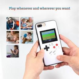 Caso bianco gioco online-Custodia per cellulare Color Gaming per iPhone 7 Custodia per iPhone 6 7 8 Plus 6S 7S 8S X XS XR X