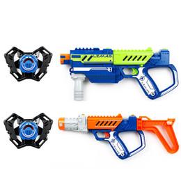 2020 acessórios de laser Silverlit 15 / 20M BOOSTER Módulo Laser Jateamento Gun Boy Toys Equipage Acessórios Ar Livre Jogo Gun Acessórios Prop 07 acessórios de laser barato