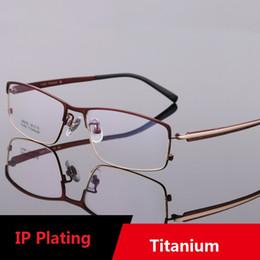 9623f5b62 Cubojue titanium óculos de armação homens olho óculos homem optik  prescrição espetáculos aro completo marca de qualidade masculino miopia  óptica