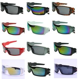 Cheap eyeglasses en Ligne-Lunettes de soleil surdimensionnées pas cher Lunettes de soleil Rectangle Marque Designer Surf Lunettes Wrap Round Running Lunettes Meilleur Ski Lunettes 10 PCS
