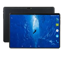 2019 carte sd 32gb pour android MTK8752 Android 9.0 la tablette 10.1 pouces téléphone 3G tablette PC 8 Core RAM 6GB ROM 32GB 64GB tablettes 10 enfants lecteur de carte SD carte sd 32gb pour android pas cher