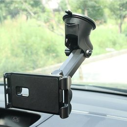 Стенд навигатора онлайн-Onever New  Rotation Extendable Suction Cup Car Phones Tablets Holder Stand for Large-Scale Navigators MP5