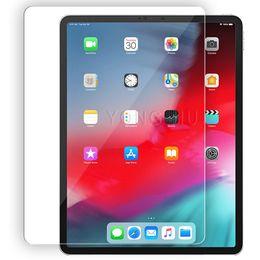 2020 protetores ipad 9 h protetor de tela de vidro temperado para ipad mini 1 2 3 4 para ipad mini 5 2019 100 pçs / lote NO pacote de mixagem de apoio modelo desconto protetores ipad