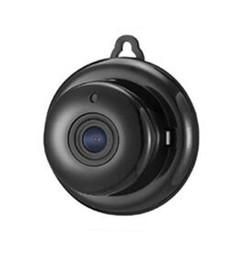 2019 WIFI Kablosuz Kamera Siyah 360 Panorama 720 P Bulut Depolama Akıllı Ev Güvenlik WiFi IP 1.8mm / 3.6mm Lens Kamera Sıcak Satmak nereden