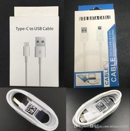 Argentina OEM original A ++++ con caja de paquete minorista para cable de cargador de sincronización de datos USB de 1 m 3 pies para Samsung S7 S8 S9 Nota 7 Huawei P9 Xiaomi 8 Suministro