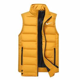 Mens di alta qualità giù cappotto online-2019NKIE degli uomini superiori Wear mens Spesso nord esterno di inverno pesanti cappotti giù gilet faccia giacche Abbigliamento
