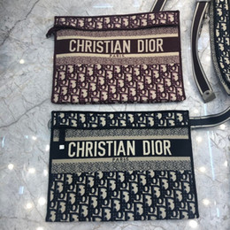 2019 bolsos de cuero bordados Lona bordada de cuero de alta calidad de diseñador de moda damas casual bolso bandolera bolsos calientes