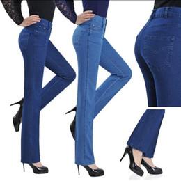 eb50d9bb798a02 Neue Jeans für Frauen schwarze Jeans Hohe Taille Frau gewaschen Denim  Straight Leg Hosen Frühlingshose Herbst Boyfriend Pants günstig black jeans  women ...