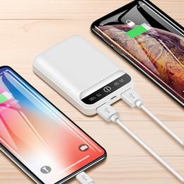 2019 зарядное устройство для сотового телефона без батареи 1 ШТ. Портативный Мини Power Bank 6000 мАч Зарядное Устройство Powerbank для S8 Мобильный Телефон Планшетный ПК Внешняя Батарея Новый Дизайн