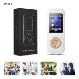 T2S Smart Voice Translator mini Handheld Smart Real Time WIFI Voice Translator 52 Languages Multilingual Travel Translator