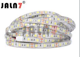 Светодиодные полосы света водонепроницаемый IP65 12 В гибкие 16.4 футов / 5 м Cuttable светодиодные полосы 300 единиц 5050 светодиодов освещение строка светодиодные ленты от