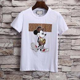 maglietta del colletto mens Sconti t-shirt da uomo estiva t-shirt da uomo t-shirt con scollo tondo manica lunga per tutti i t-shirt manica corta in cotone