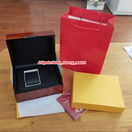 Reloj de lujo pp online-2019 versión mejorada Caja original Papeles Caja PP Nautilus 5711 5712 5719 5726 5740 5980 Reloj de lujo para hombre Relojes Reloj Reloj de pulsera cajas