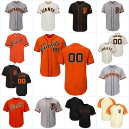 2019 crawford baseball mens Joe Panik Barry Bonds Bumgarner Madison Brandon Crawford Matt Williams Will Clark Pablo Sandoval Camisola de beisebol Frank Robinson S-5XL crawford baseball barato