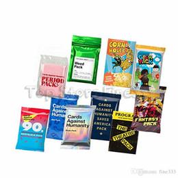 научный пакет Скидка Карты Expansion Pack ЕВРЕЕМ 18PCS Фантазия Наука пакет World Wide Web пакет Ностальгия DHL Бесплатная доставка