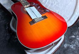 chitarra di fabbrica 12 corde da chitarra acustica di corde da chitarra acustica hummingbird mango 12 pesco? o vinculativo 3 som buraco círculo da