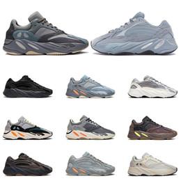 Scarpe da donna in teal online-air adidas yeezy 700 v2 boost  Scarpe da corsa Migliore qualità delle donne Moda Sport Athletics Sneakers