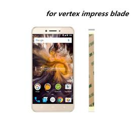 жк-дисплеи для сотовых телефонов Скидка 5.5 дюймов для Vertex Impress Blade с сенсорным экраном планшета Стекло Датчик + ЖК-дисплей Экран для сотового телефона Impress Blade