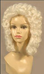 Perücke versandkostenfrei lange lockige ingwer blonde Highlight frauen dame fashion party perücke von Fabrikanten
