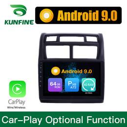 carro estéreo kia sportage Desconto Android 9.0 Ram 4G Rom 64G PX6 Córtex A72 Carro DVD GPS Multimídia Player Car Stereo Para KIA Sportage 2007-2012 MT / AT Headunit