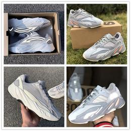 700 V2 Статическая Инерция Волна Бегун Kanye West Кроссовки Новый Дизайнер Светятся В Темноте Basf Спортивная Спортивная Обувь Размер 36-48 от Поставщики обувь для танцев