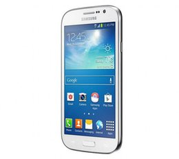 galaxy sim cards Promo Codes - Original Samsung GALAXY Grand DUOS I9082 WCDMA 3G WIFI GPS Unlock Dual Micro Sim Card 5 inch 1GB 8GB 8MP 2MP Camera Smart Phones