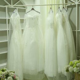 2019 venda quente vestido de casamento vestido de capa de garment capa de armazenamento de viagem cobre acessórios de noiva para a noiva frete grátis de Fornecedores de café, mexendo, varas