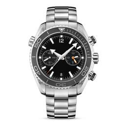 2019 relógio dos oceanos Relógio de luxo dos homens relógios mens james ligação daniel craig planeta oceano 600 m SKYFALL edição limitada de luxo relógio dos homens relógios relógio dos oceanos barato