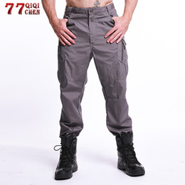 IX9 Urban Tactical Pants Hommes Printemps Coton SWAT Armée Pantalon cargo Casual EDC Poches Soldat Stretch Combat Pantalon 5XL ? partir de fabricateur